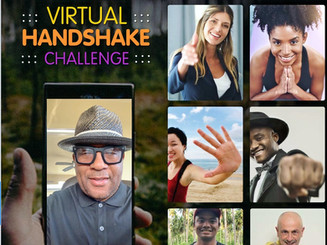 Virtual Handshake Challenge.