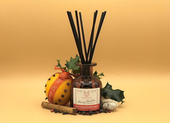 MERRY CHRISTMAS - REED DIFFUSER