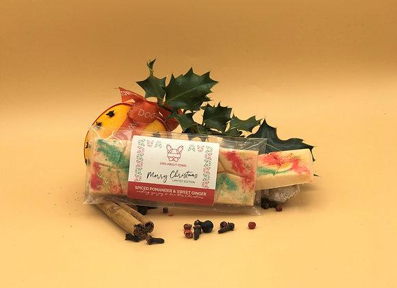 WAX MELT SNAP BAR - MERRY CHRISTMAS