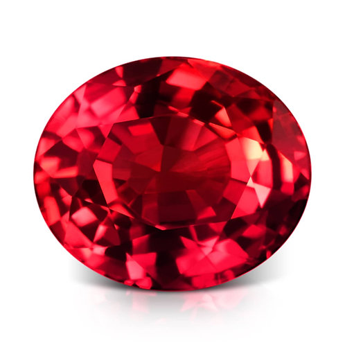 Natural and Genuine Ruby Gemstone - Premium Plus