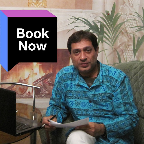 Consultation with astrologer RAMAN