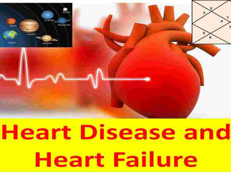Heart Problems in Astrology
