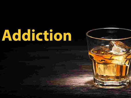 Addiction Problem in Astrology
