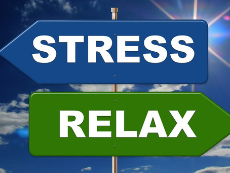 STRESS LESS in 2017!