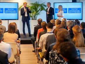 Provincie Zuid Holland werkt samen aan de toekomst!