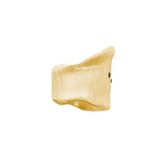 Prsten XXX s čekými granáty ¤ Euphoria