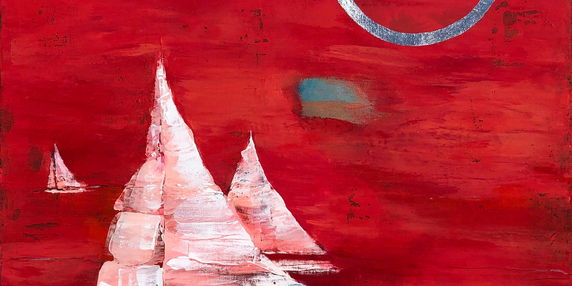 Sister Sails (Sold)
