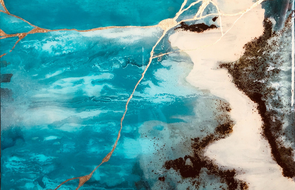 Broken Ocean