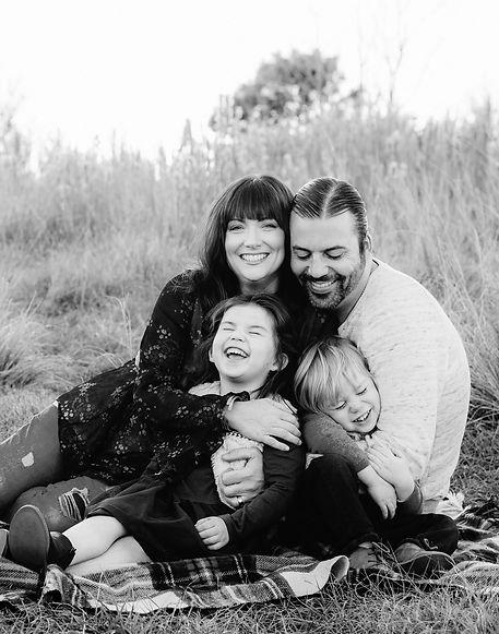 Tina Sargeant family. Food & Lifestyle Phtographer