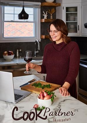 Ebook Culinaire - Le Réconfort