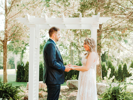 A Covid Wedding