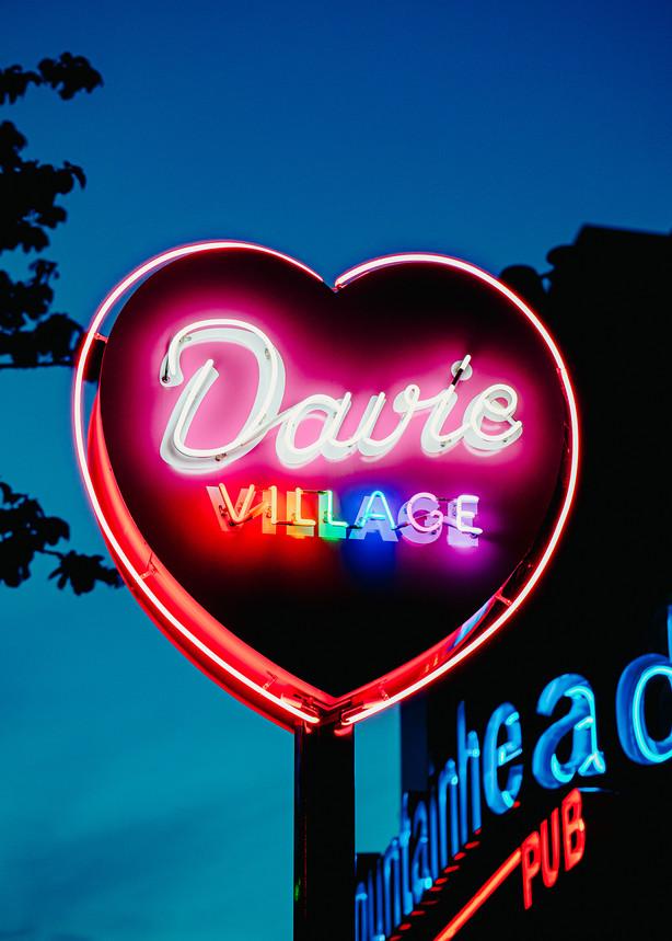 Davie Village - Vancouver, British Columbia