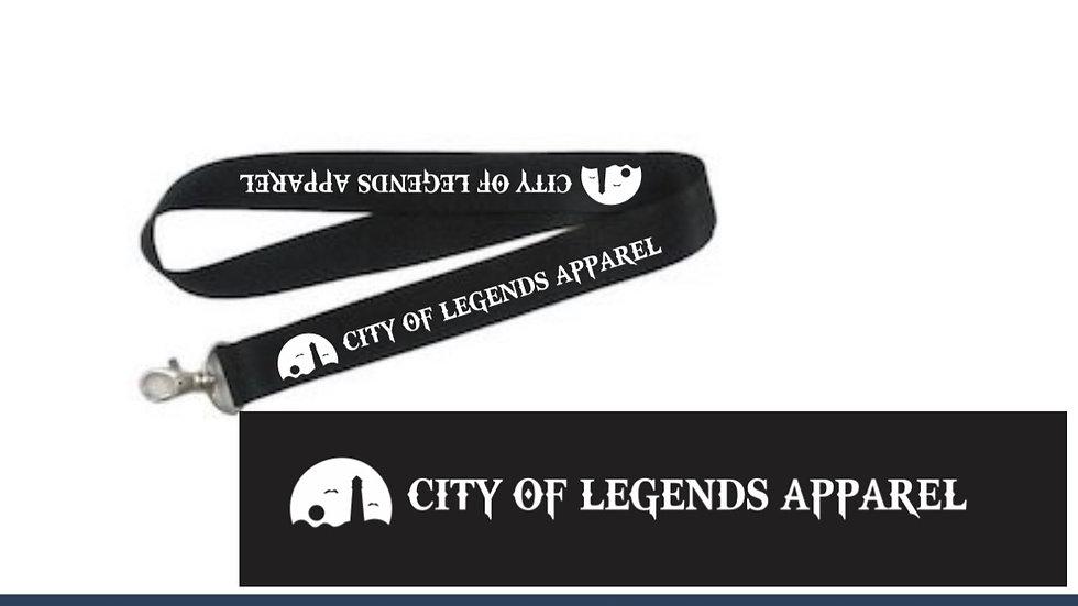 City Of Legends Lanyard