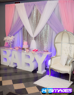 Luxury Package (A) & Baby Table