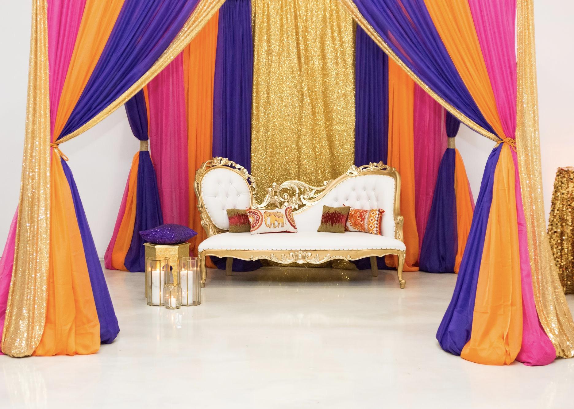 Luxury pkg H. Decor by @jloftevents