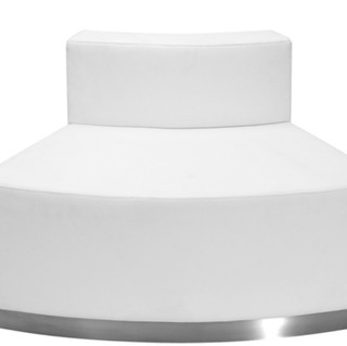 White lounge outter seater