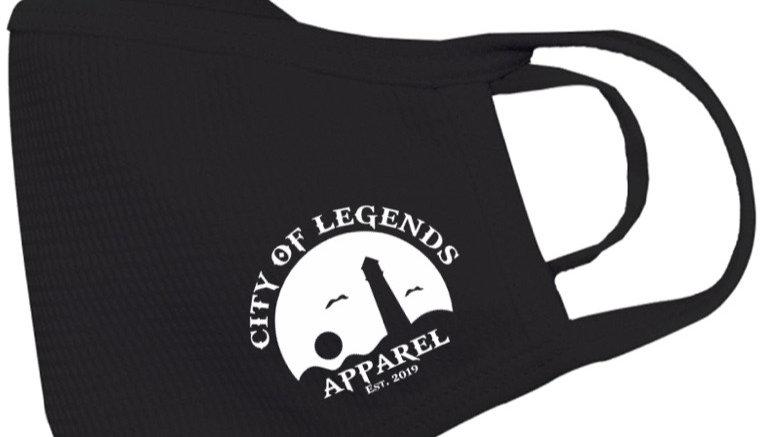 City Of Legends Mask