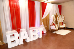Luxury Package (A +) & Baby Table