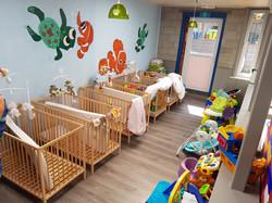 Dit is een rust ruimte van Mini-crèche 't Schildpadje