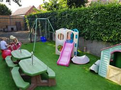 Dit is de tuin van Mini-crèche 't Schildpadje63125