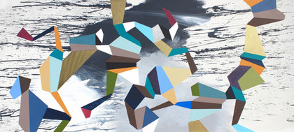 Hra & rozmanitost 14 / Play & Diversity 14 / 55x120 cm