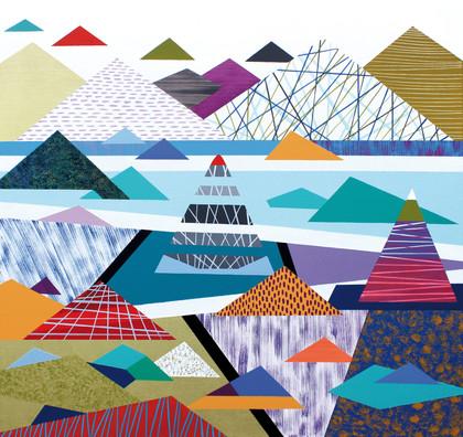 Osobní krajina 12 / My Personal Landscape 12 / 85x90 cm