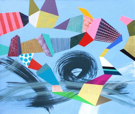Hra & rozmanitost 1 / Play & Diversity 1 / 60x70 cm
