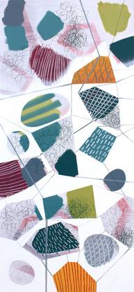 Hra & rozmanitost 13 / Play & Diversity 13 / 45x100 cm