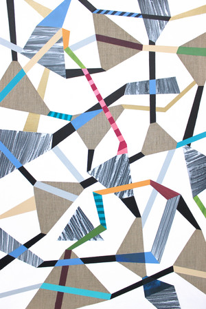 Hra & rozmanitost 12 / Play & Diversity 12 / 80x120 cm