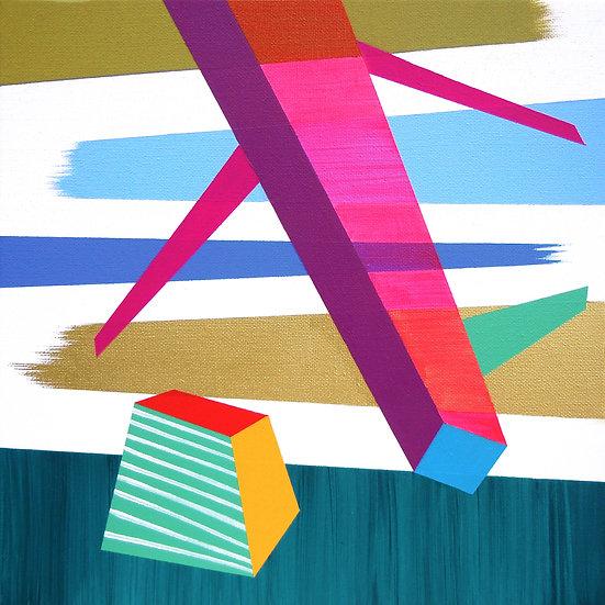 Osobní prostor 11 / My Personal Space 11 / 30x30 cm