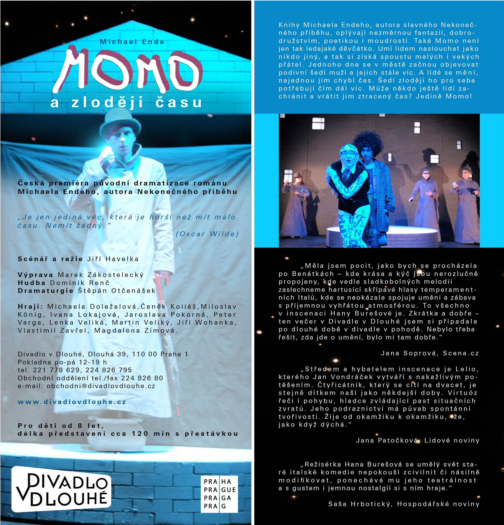 Promotional Material for Theater