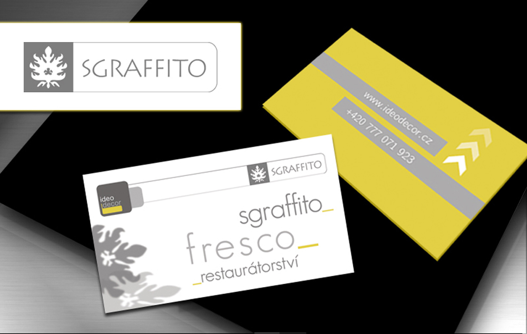 Logo + Business Card