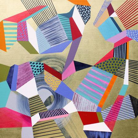 Hra & rozmanitost 3 / Play & Diversity 3 / 50x50 cm