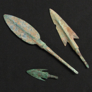 Arrowheads - Real Artefacts