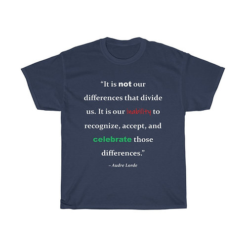 Audre Lorde T-shirt