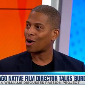 Director Nathan Hale Williams Talks 'BURDEN' The Film on The Jam TV Show