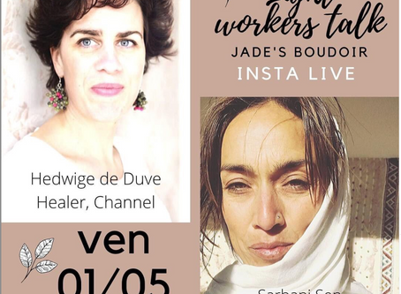 "Lightworkers Talk du 01.05.2020 : ""Prendre sa place"""