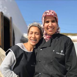 Hafida et Rachida