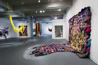 Queer Threads exhibition, 2015, MICA - Baltimore