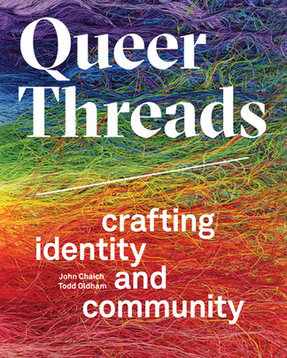 Queer Threads coffeetable book