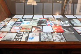 Queering the BiblioObject exhibition, 2016, Center for Book Arts - NYC