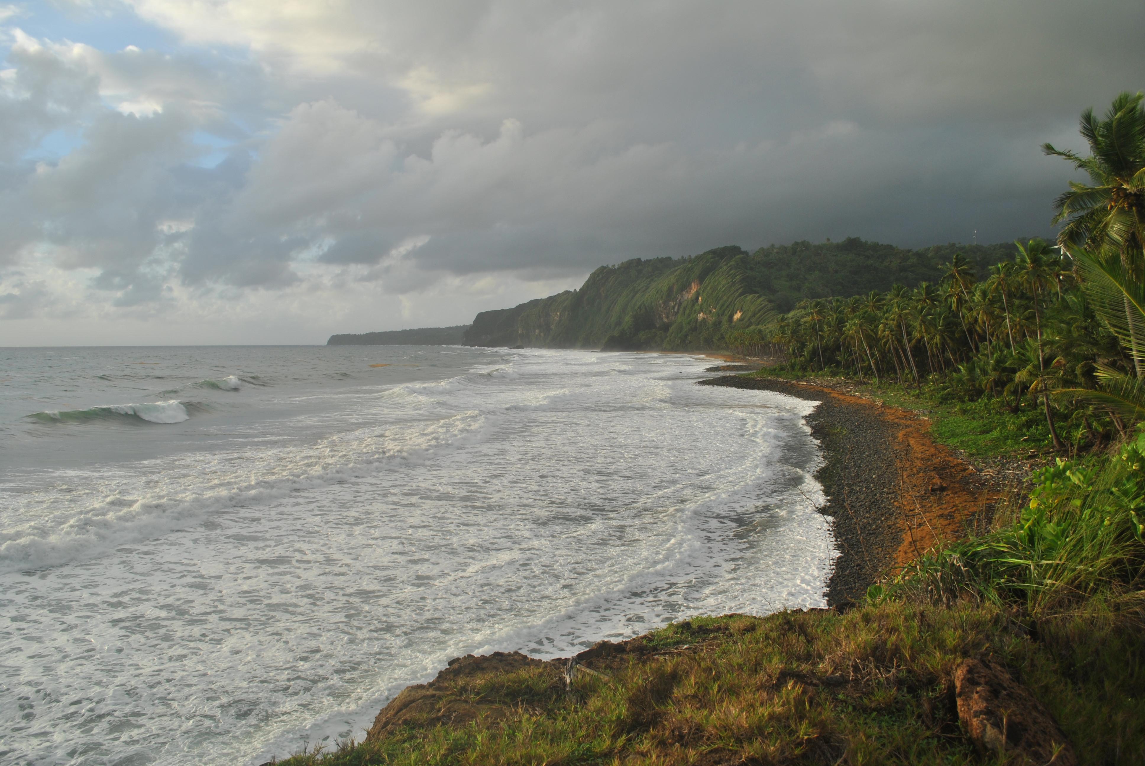 The Wild East Coast
