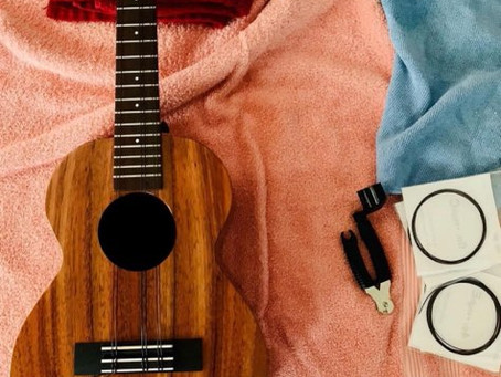 Uke Care: My Top 5 Recommendations