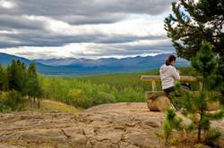 Boreal Forest, Yukon, Canada