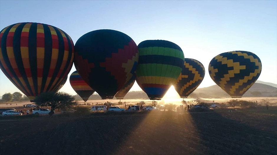 vuela en globo tequisquiapan bodas lugar