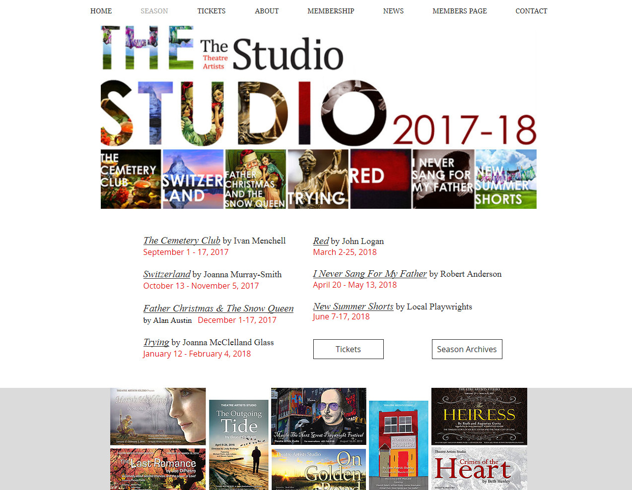 Theatre Artists Studio