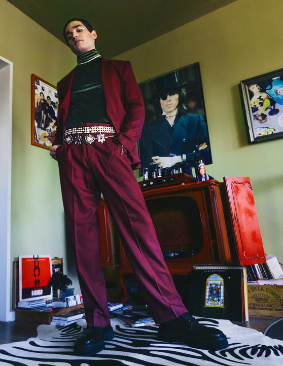 Baptiste, Editorial,Fashion, Fotografie