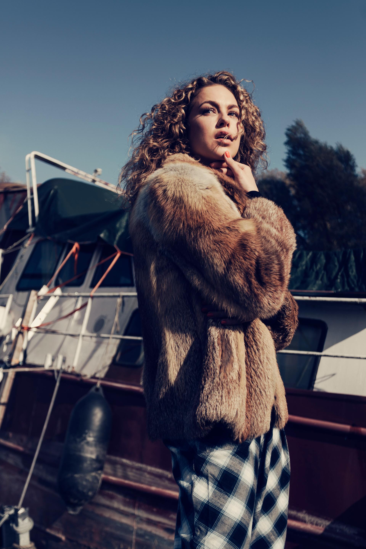 Nadine for Malvie Magazin