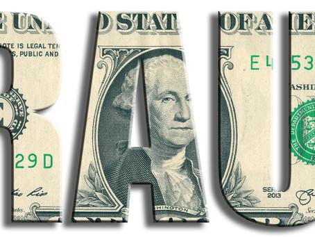 COVID fuels massive unemployment fraud