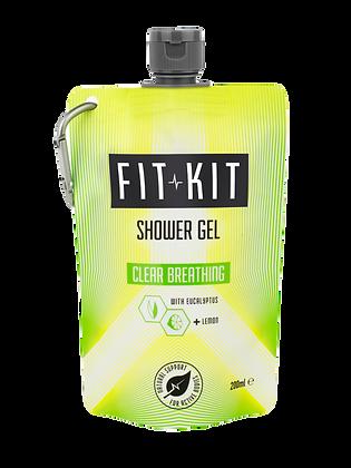 Clear Breathing Shower Gel